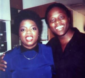 oprah & Lloyd