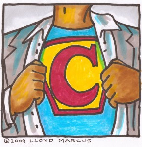 SUPERMAN CONSERVATIVE