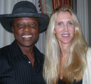 ann coulter dating black man