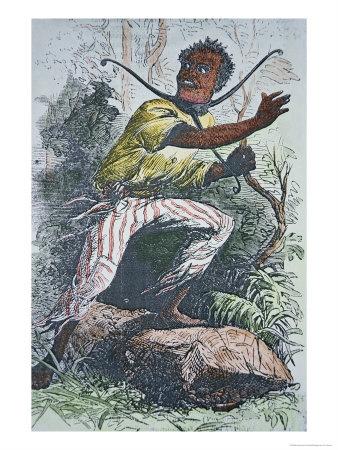 Herman Cain: Runaway Slave RUNAWAY-SLAVE