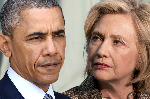 Image result for evil hillary and obama
