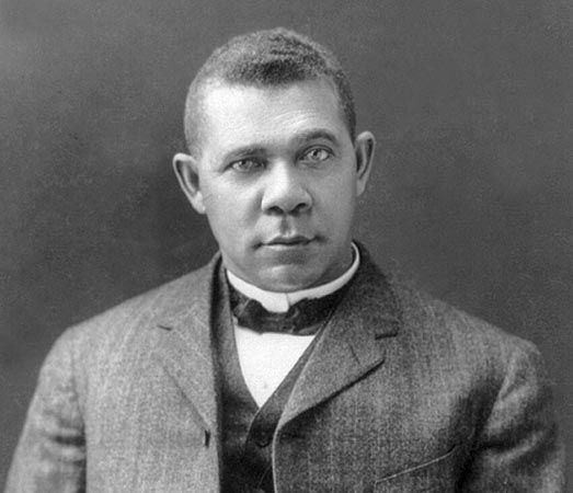 a biography of booker t washington an american author and educator Booker taliaferro washington (c 1856 – november 14, 1915) was an american educator, author, orator, and advisor to presidents of the united states  in 1942, the liberty ship booker t washington was named in his honor, the first major oceangoing vessel to be named after an african american.