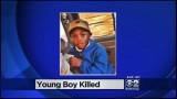 BOY KILLED