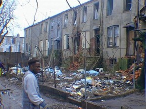 Baltimore slum