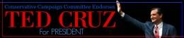 Ted Cruz CCC Banner