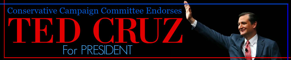 Ted Cruz CCC Banner