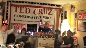 Ted Cruz Iowa War Room 1
