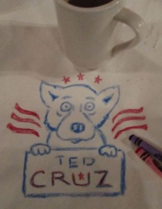 Ted Cruz Louisiana Blue Dog