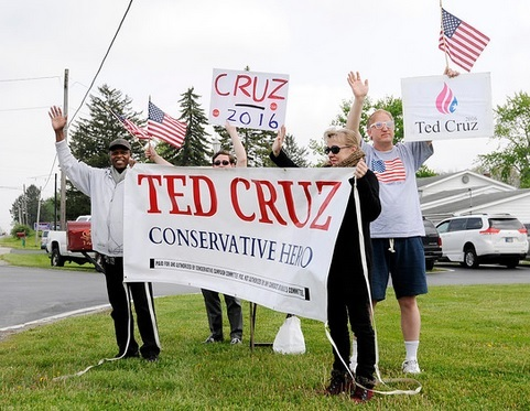 Ted Cruz Anderson IN SignWave