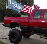 Trump Truck Deltona2